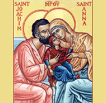 Sts. Joachim and Ann, Parents of Mary, Grandparents of Christ