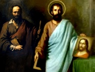 Sts. Simon and Jude Thaddeus