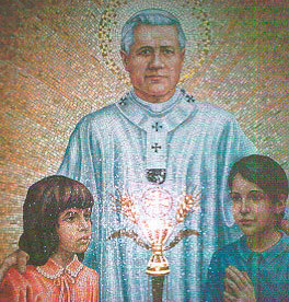 August 20 - St. Pius X Feast Day Celebration