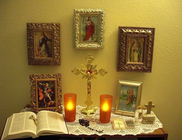 Creating a Sacred Space in Your Home