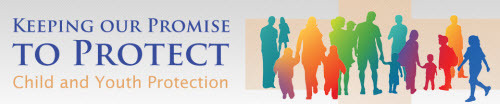Keeping Our Promise to Protect - Safe Environments logo