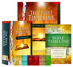 SCRIPTURE STUDY: THE BIBLE TIMELINE: THE STORY OF SALVATION