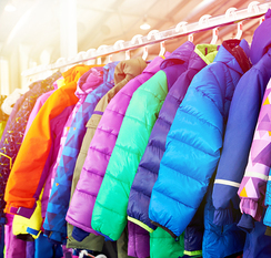 COATS FOR KIDS sponsored by Knights of Columbus