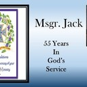 Msgr. Jack's 55th Anniversary Celebration of Ordination!