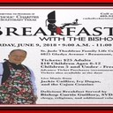 Breakfast with the Bishop