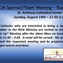 "RCIA Ministry ""Team Gear Up"""
