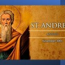 The Feast Day of St. Andrew the Apostle