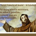 The Memorial of St. Francis of Assisi