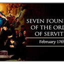 The Feast Day of the Seven Founders of the Order of Servites