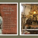 The Feast Day of the Chair of St. Peter