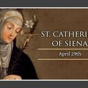 The Feast Day of St. Catherine of Sienna