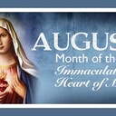 August-Month of the Immaculate Heart of Mary