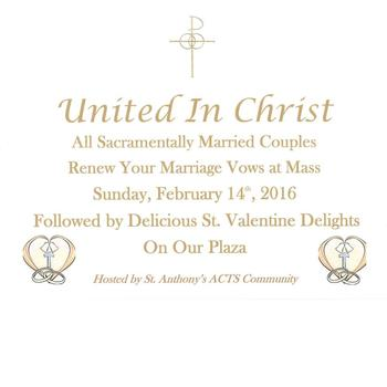Renew Your Sacramental Marriage Vows