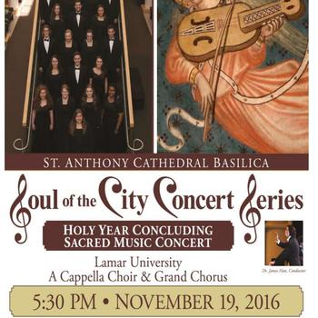 Soul of the City Concert