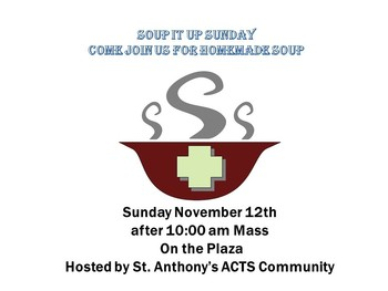 Soup It Up Sunday!