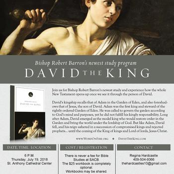 David the King Bible Study