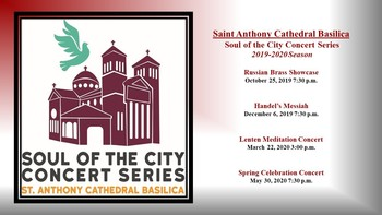 Soul of the City Concert Series-Russian Brass Showcase