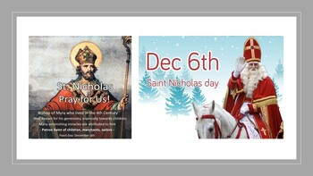 The Feast Day of St. Nicholas
