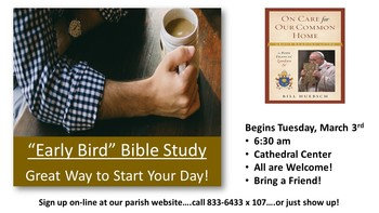 Early Bird Bible Study