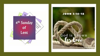 The Gospel of The Fourth Sunday of Lent