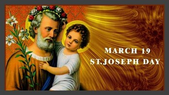 The Feast Day of St. Joseph