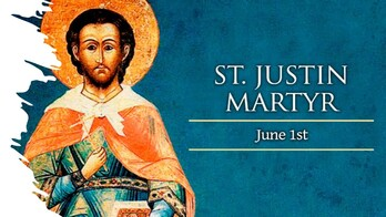 The Feast Day of St. Justin