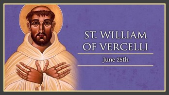 The Feast Day of St. William of Vercelli