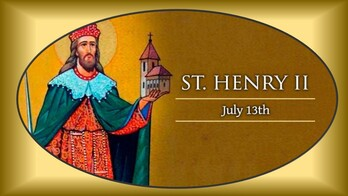 The Feast Day of St. Henry
