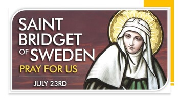 The Feast Day of St. Bridget
