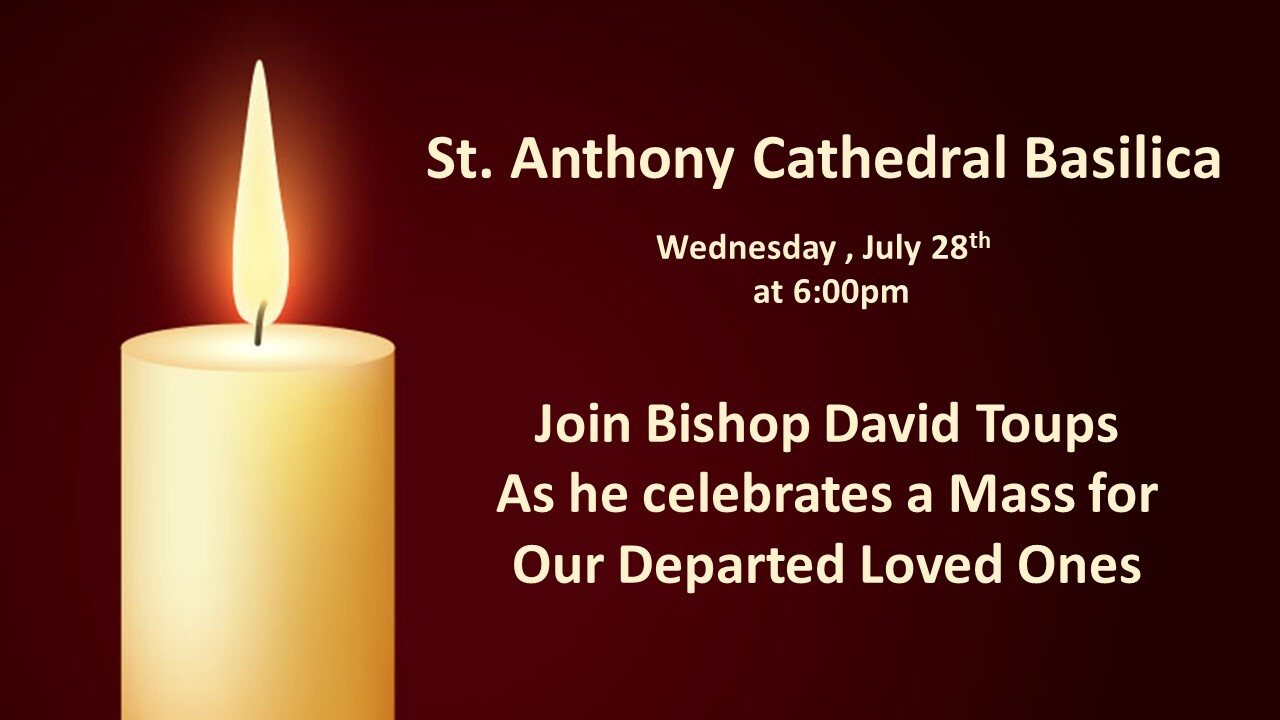 Memorial Mass for Our Departed Loved Ones
