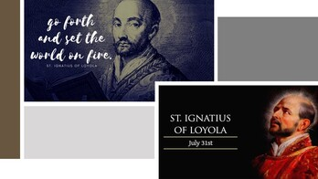 The Feast Day of St. Ignatius of Loyola