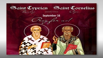 The Feast day of St. Cornelius & St. Cyprian