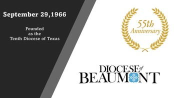 Happy Birthday to Our Diocese!