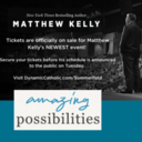 Matthew Kelly at St. Mark - 12/16/2020 - Tickets on sale now!