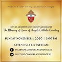 Bishop Noonan will bless Our Queen of Angels Catholic Cemetery on All Saint's Day!