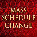 New time for Sunday Mass livestreams