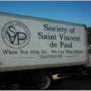 St. Vincent de Paul Donation Truck - Tuesday, January 12