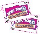 """BOX TOPS FOR EDUCATION"" - benefiting St. Paul's Catholic School in Leesburg"