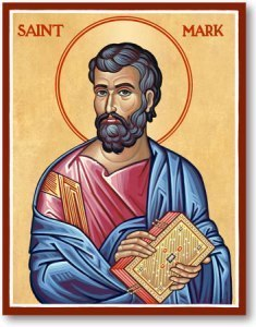 April 25, 2019 - Feast Day of St Mark