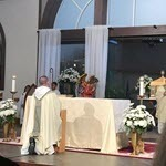 Fr. Rafal Installed as Pastor of St. Mark
