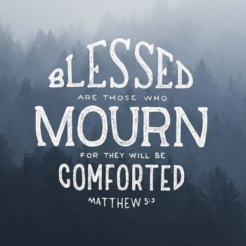 Blessed Are They Who Mourn - registration deadline January 15