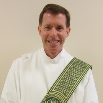 Happy First Anniversary for Ordination to the Diaconate Deacon Jim