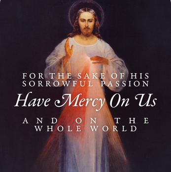 Prayer for the Divine Mercy Novena, Day 2