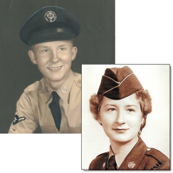 Funeral for Martin Ansbaugh and his sister, Bonnie Ansbaugh - April 30