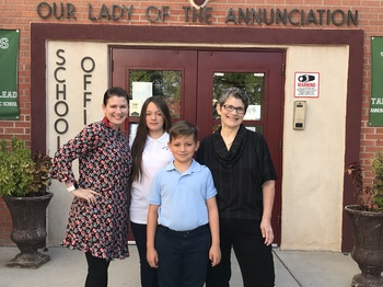 Annunciation Celebrates 60 Years