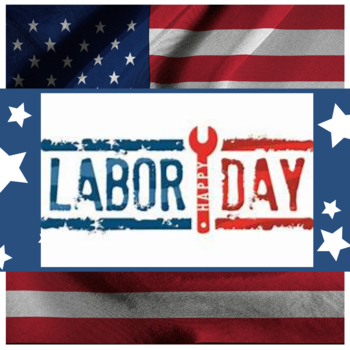 Labor Day- No School