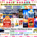 St. Mark the Evangelist Annual Bazaar 2019