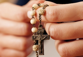 Rosary for end to Covid-19 virus