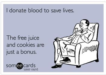 Red Cross Blood Drive
