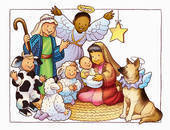 Christmas Pageant December 16